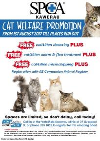 SPCA Welfare Promo 2017