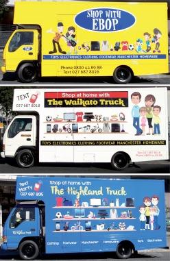 Truck Graphics